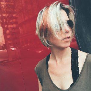 Jen Basford - Headshot 2015 - Red